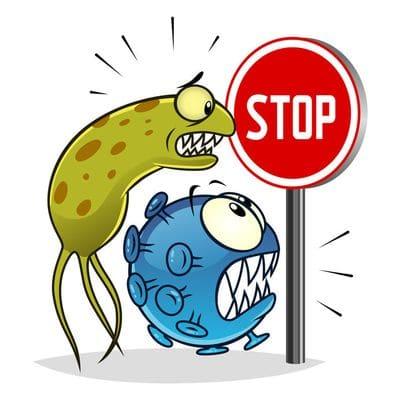 Wasserstoffperoxid Desinfektion
